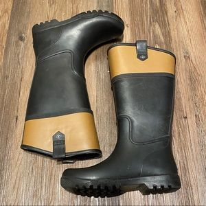 Sperry Top-Sider Nellie Kate Rain Boots Women's 6